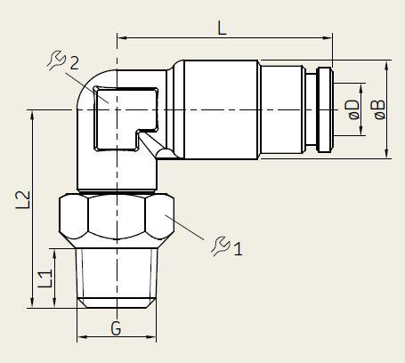 Schwenkverschraubung-keg_Zeichnung